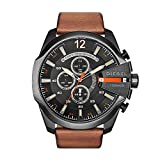Diesel Diesel Chi Analog Black Dial Men's Watch - DZ4343