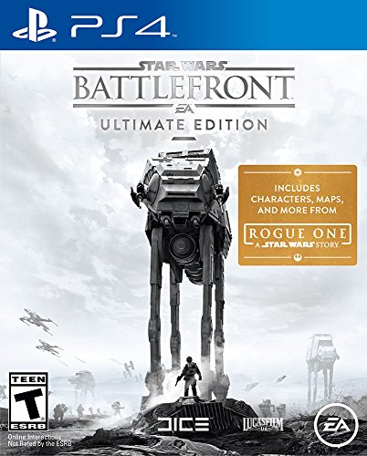 Star Wars Battlefront Ultimate Edition PS4 Sale | Get The Physical Game With Great Price Here!