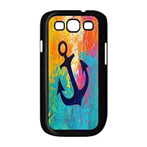 Custom Anchor Back Cover Case for SamSung Galaxy S3 I9300 JNS3-479