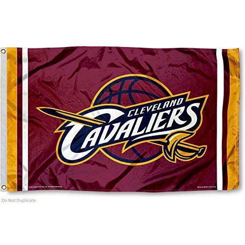 NBA Cleveland Cavaliers 3x5 Flag