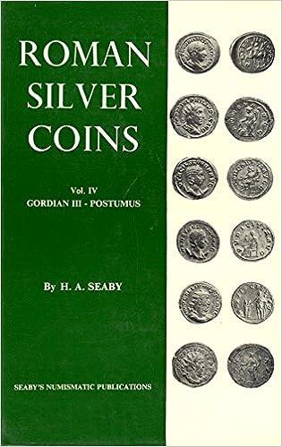 SEABY ROMAN SILVER COINS PDF