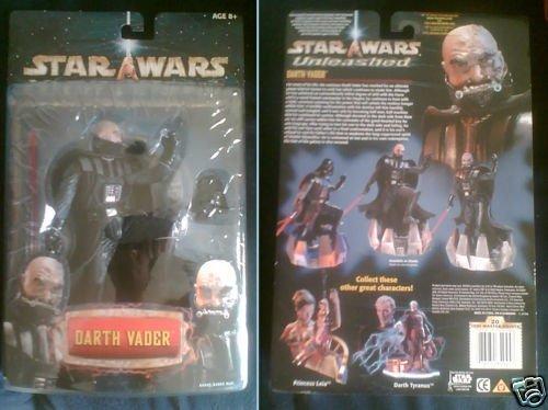 Estrella Wars Unleashed  Darth Vader Acción Figura Figura Figura by HASBRO  edición limitada