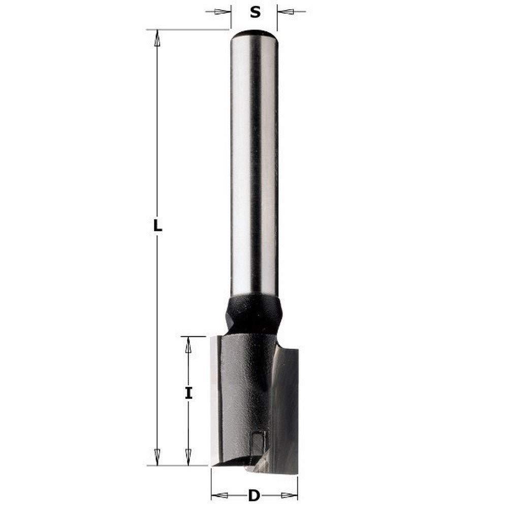 CMT Orange Tools 174,030,11 Fraise pour z2 pantografo hwm d 1 x 3 8 10 s dx