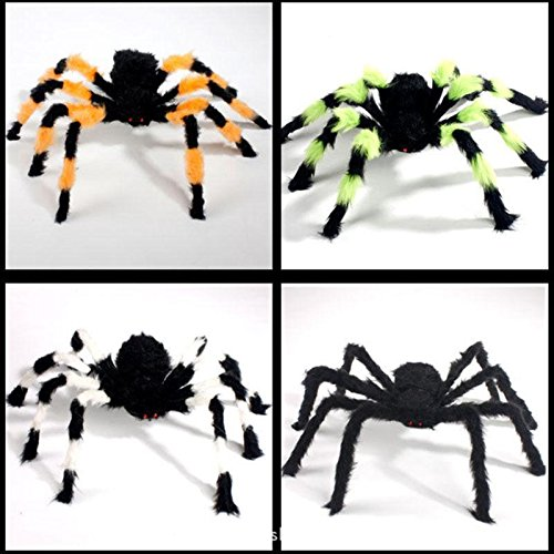 1pcs Black Spider Indoor Outdoor Wide NEW by Unbranded