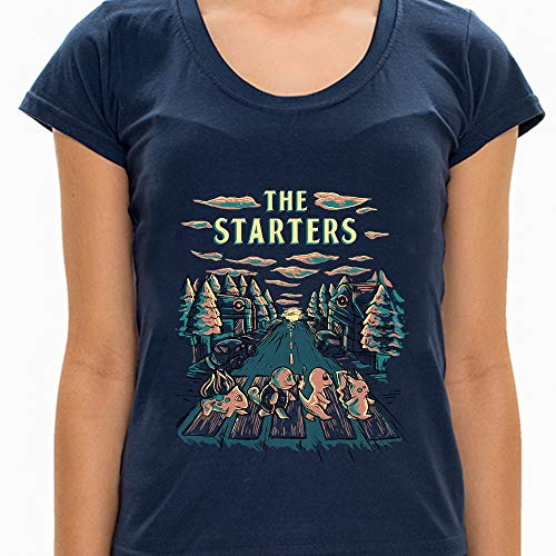 7P24 - Camiseta The Starters - Feminina - P