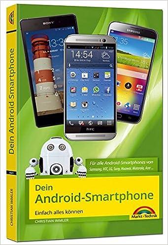 Deutsche Bedienungsanleitung für Android