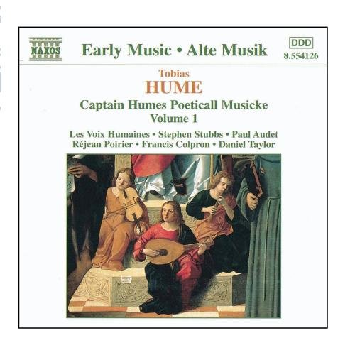 Tobias Hume: Captain Humes Poeticall Musicke,
