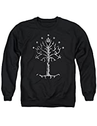 Lor Tree of Gondor Mens Crew Neck Sweatshirt