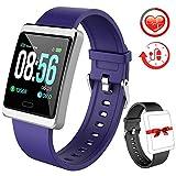 Acofit Fitness Tracker Smart Watch Activity Tracker Heart Rate Monitor Blood Pressure Sleep