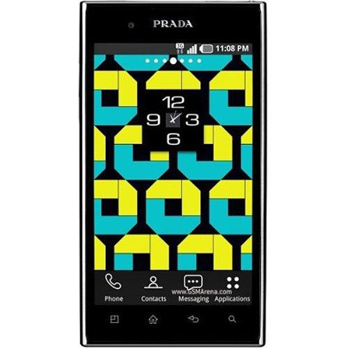LG Prada 3.0 P940 Black Factory Unlocked from Original from Korea, fully English DROID