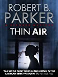 Thin Air by Robert B. Parker front cover