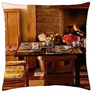 Dining room - Throw Pillow Cover Case (18