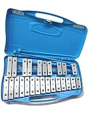 Alysée - MT25-CR-BL chromatisch klokkenspel 25 noten - blauw