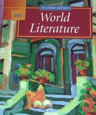 WORLD LITERATURE TEACHER'S EDITION