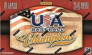 2013 Panini USA Champions Baseball box (24 pk HOBBY)