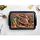 Smokeless Electric Grill and Griddle – Indoor BBQ Grill, Portable and Nonstick As Seen On TV Review