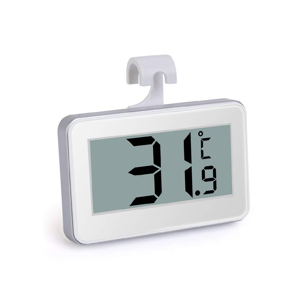 Refrigerator Temperature Frost Alarm Nysunshine Household High-Precision Waterproof Electronic Thermometer