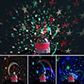 Star Night Light Projector Sleep Soother Star night lamp Projection