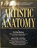 img - for Artistic Anatomy by Dr. Paul Richer (1971-04-24) book / textbook / text book