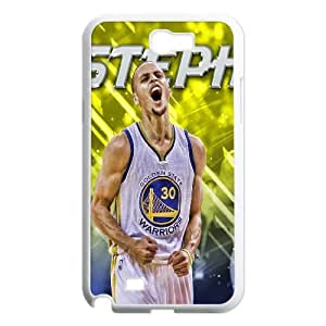 Custom High Quality WUCHAOGUI Phone case Stephen Curry Protective Case For Samsung Galaxy Note 2 Case - Case-6