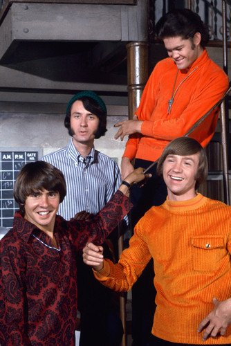The Monkees Promotional Poster