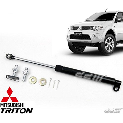 Rear Trunk Mitsubishi Triton L200 Tailgate Strut Slow Down Protect Shock Damper Tail Gate Lift Support
