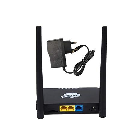 Yubusiness - Router Wi-Fi Cpe inalámbrico con 3G 4G ...