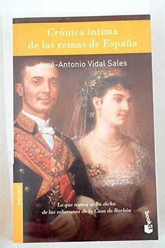 Cronica íntima de las reinas de España Booket Logista: Amazon.es ...