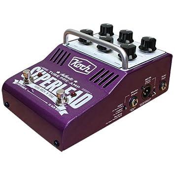 Koch Amps Superlead · Pedal guitarra eléctrica: Amazon.es: Instrumentos musicales