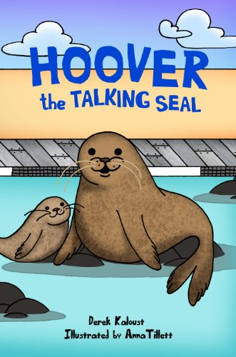 Talking Lobster - Hoover the Talking Seal