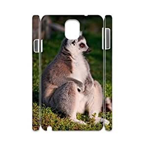 QSWHXN Diy case Lemur customized Hard Plastic case For samsung galaxy note 3 N9000