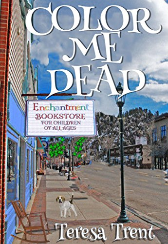 Color Me Dead (Henry Park Book 1)