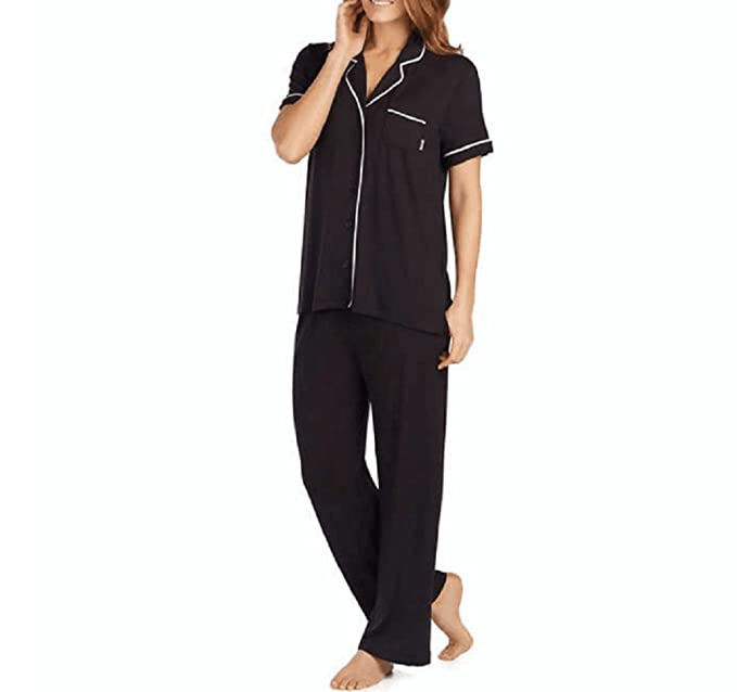 DKNY - Pijama - para Mujer Negro Negro (L