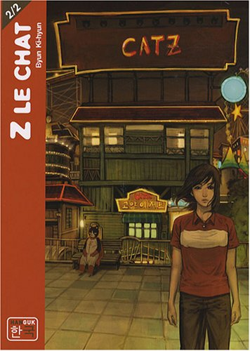 Z le chat, Tome 2 (French Edition) (Chat For Ki)