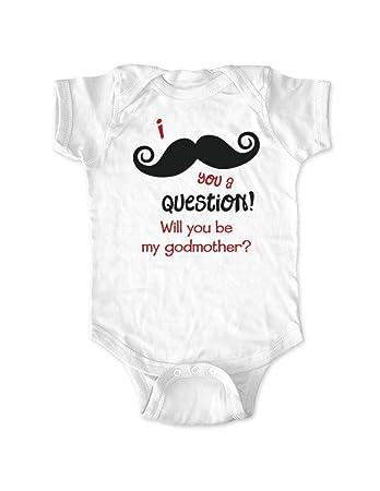 Amazon.com: Bigote I Usted una pregunta. VA a ser mi Madrina ...