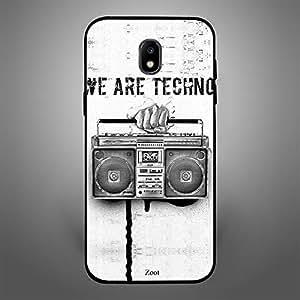 Samsung Galaxy J4 We are Techno