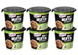 FlapJacked Mighty Muffins, Gluten-Free Cinnamon Apple, 6 Pack