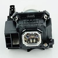 eWorldlamp NP17LP-UM high quality Projector Lamp Bulb with housing Replacement for NEC UM330W UM330WI UM330X UM330XI