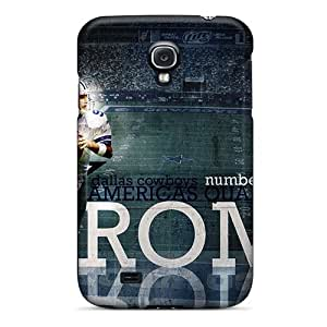 Excellent Galaxy S4 Case Tpu Cover Back Skin Protector Dallas Cowboys
