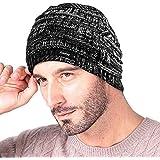 Knotyy Men's Woolen Cap
