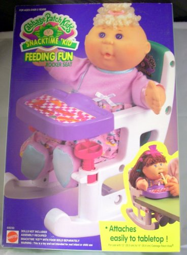 Cabbage Patch Kids Snacktime 'Kid Feeding Fun Rocker Seat]()
