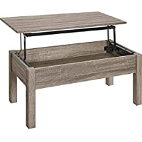 Mainstays Unique Innovative Lift-Top Coffee Table (Sonoma Oak)