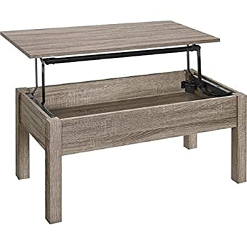 This Item Mainstays Unique Innovative Lift Top Coffee Table (Sonoma Oak)