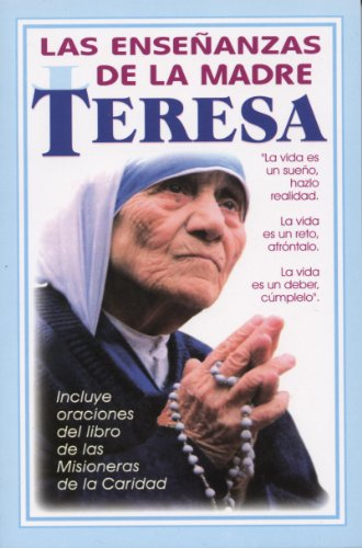 Ensenanzas de Madre Teresa (Coleccion Best Sellers Economicos) (Spanish Edition)
