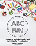 #6: ABC Fun: Engaging Alphabet Crafts and Activities for Preschoolers