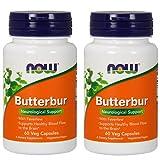 Cheap Butterbur 60 Capsules (2 Pack)