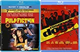 Pulp Fiction & Reservoir Dogs [Blu-ray] Quentin Tarantino Set Double Feature