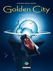 Golden City T09 L'énigme Banks