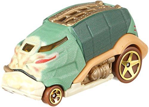 Hot Wheels Star Wars Rogue One Character Car, Jabba the Hutt Jabba The Hutt Star Wars