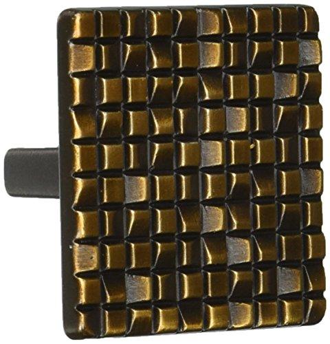 Siro Designs SD90-132 Mosaic Pull, 1.95-Inch, Bronze